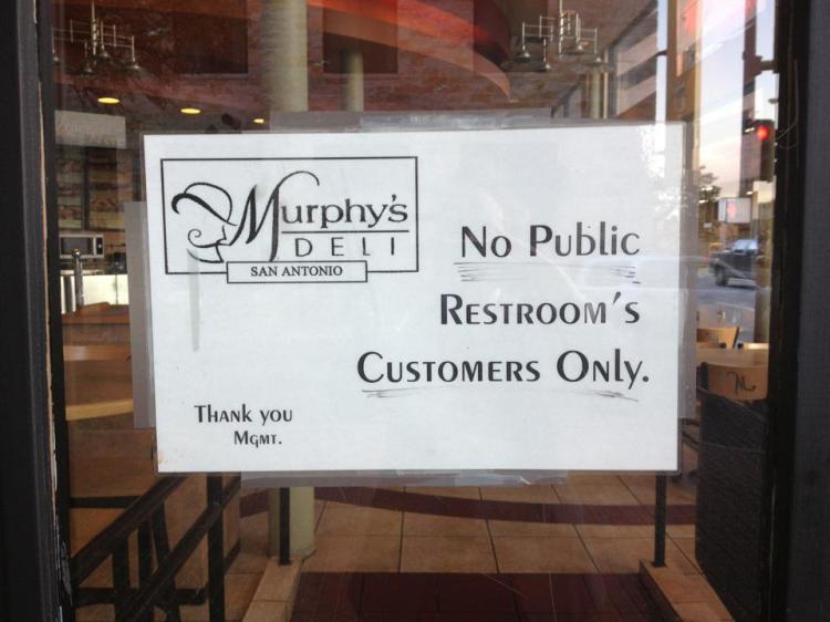 A Restaurant in San Antonio, TX