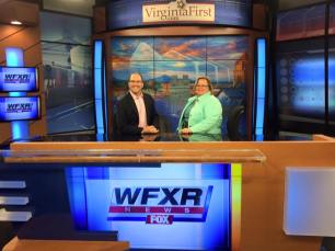 On the Set with the GM at VirginiaFirst.com