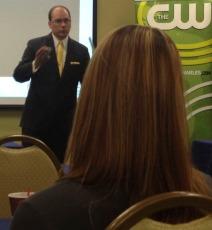 Giving a Seminar at a CW Station