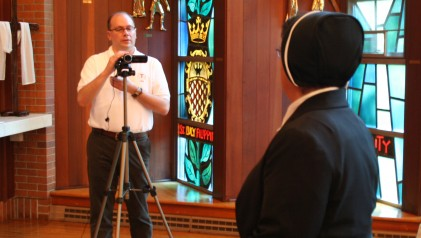 Producing Video for the Sisters